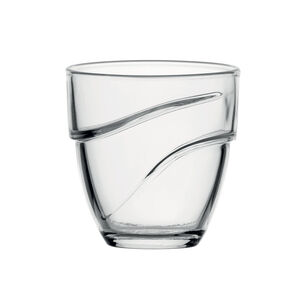 Duralex Wave 7.75 oz. Tumblers, Set of 6