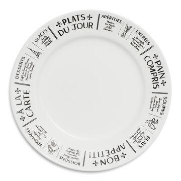 Plat du Jour Dinner Plate
