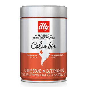 illy Arabica Selection Colombia Whole-Bean Coffee, 8.8 oz.