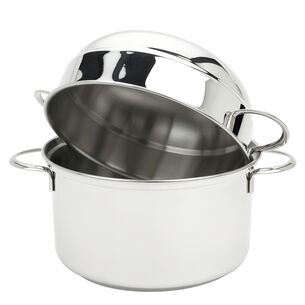 Demeyere RESTO Mussel Pot, 3.2 qt.