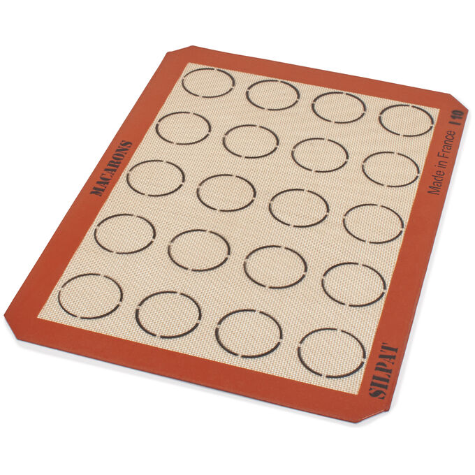 Silpat Macaron ½ Sheet Baking Mat