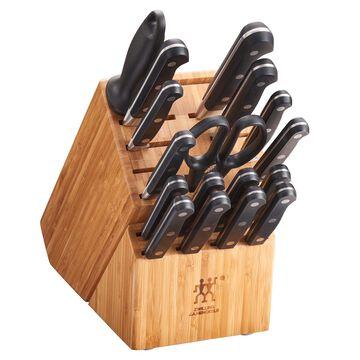 "Zwilling J.A. Henckels Professional ""S"" 18-Piece Knife Block Set"
