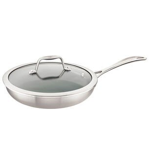 Zwilling Spirit Ceramic Nonstick Skillet with Lid, 9.5""