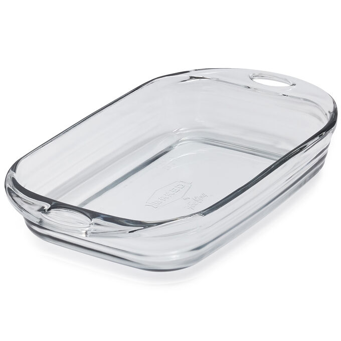 Baked by FireKing Glass Baking Dish, 3 qt.