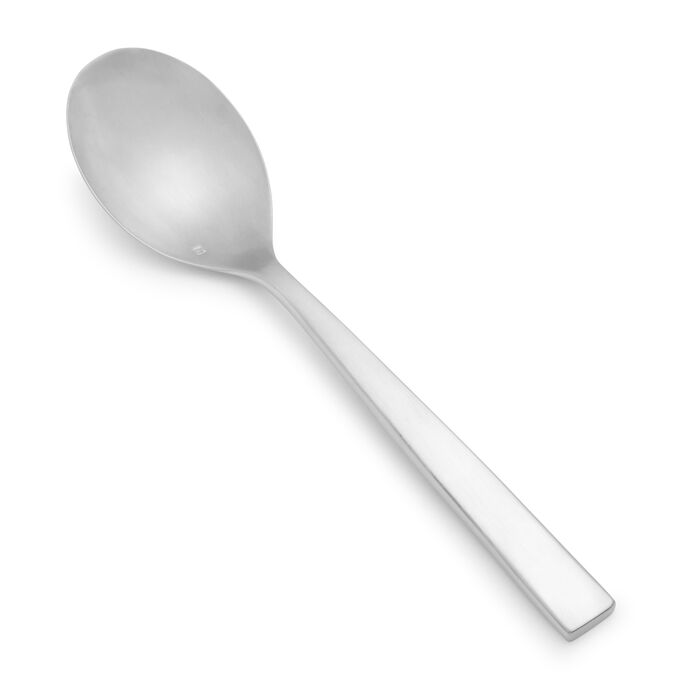Fortessa Spada Brushed Serving Spoon