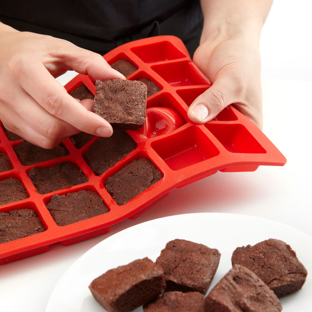 Lékué Mini Brownie Pan