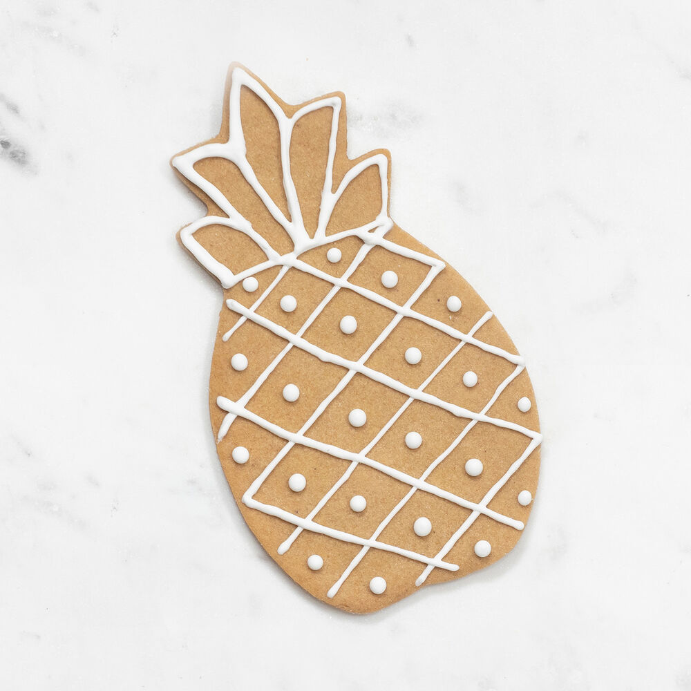 Pineapple Cookie Cutter, 5""