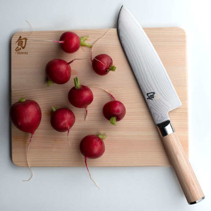 "Shun Classic Blonde 7"" Santoku Knife"