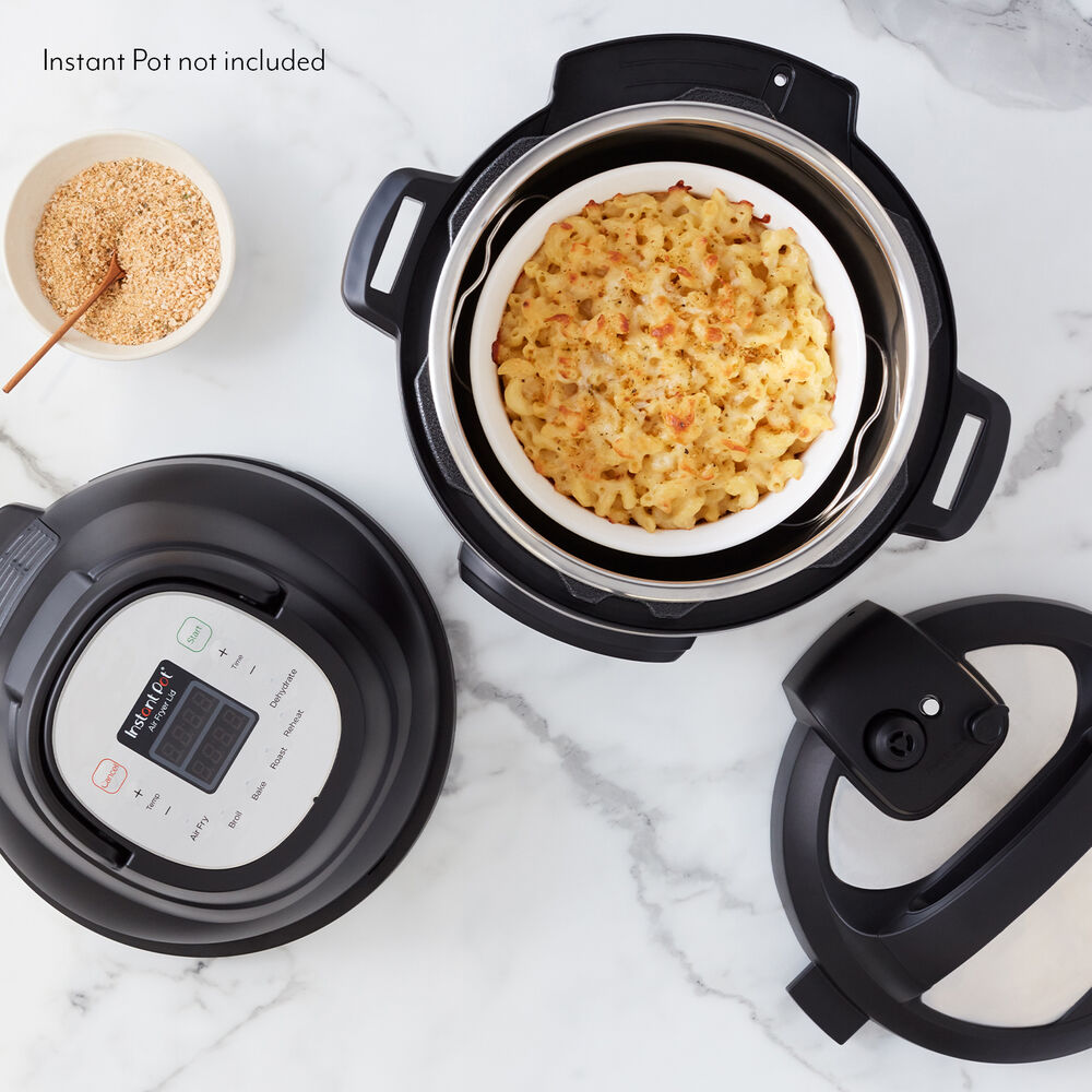 Instant Pot Air Fry Lid, 6 qt.