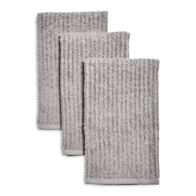 "Bar Mop Kitchen Towels, 19"" x 16"", Set of 3"