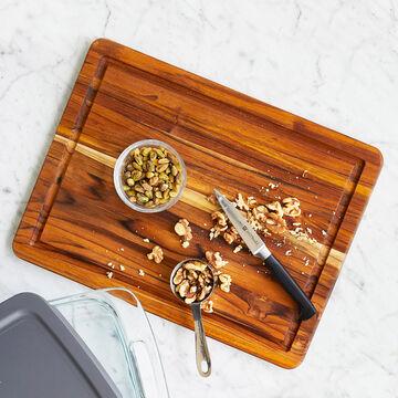 Teakhaus Edge Grain Reversible Cutting Board