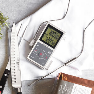 Sur La Table Dual Sensing Probe Thermometer and Timer