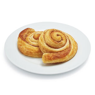 Gaston's Bakery Pumpkin Spice Holiday Rolls, Set of 12