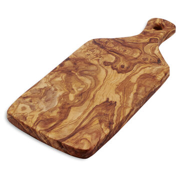Italian Olivewood Cheese Paddle