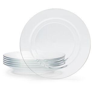 Duralex Lys Soup Plate, Set of 6