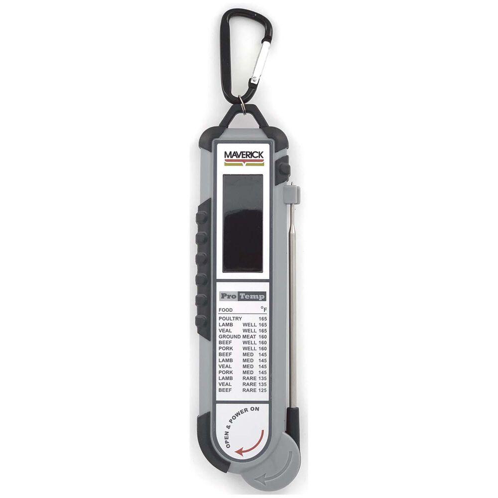 Maverick Pro-Temp Thermometer Probe with Carabiner Belt Clip