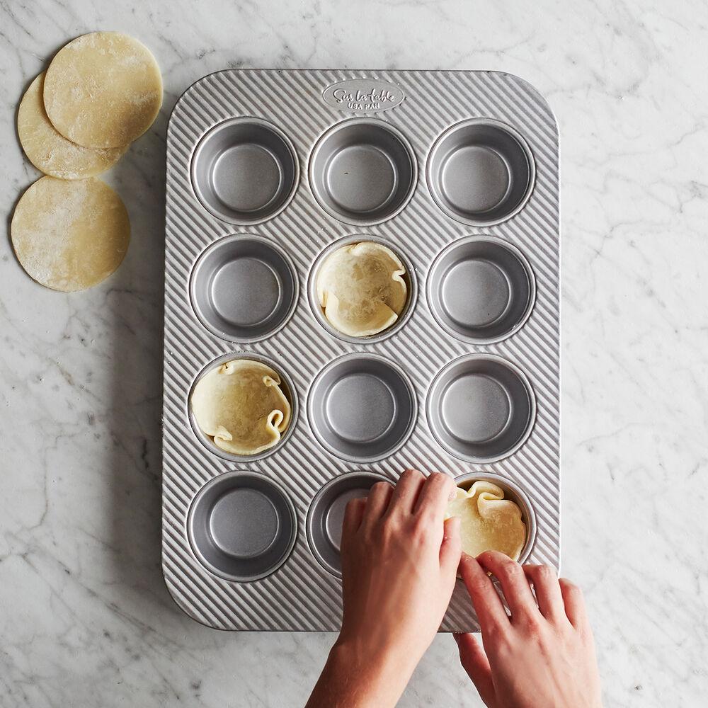 Sur La Table Platinum Pro Standard Muffin Pan, 12 Count