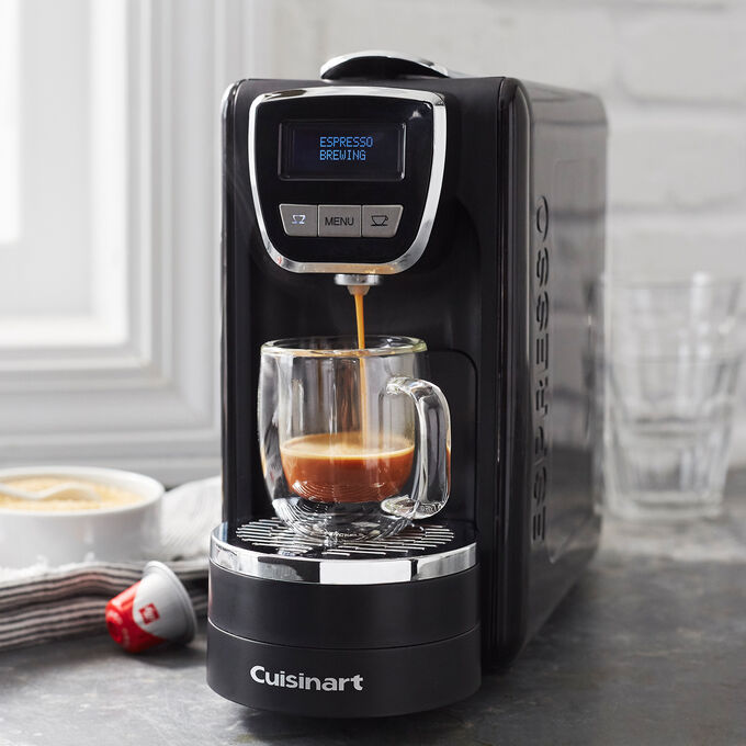 Cuisinart Espresso Defined Capsule Machine