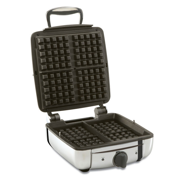 All-Clad 4-Square Belgian Waffle Iron