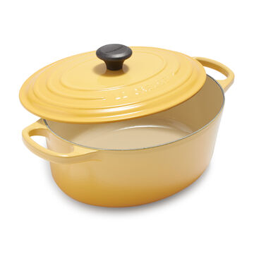 Le Creuset Signature Oval Dutch Oven, 3.5 qt., Honey