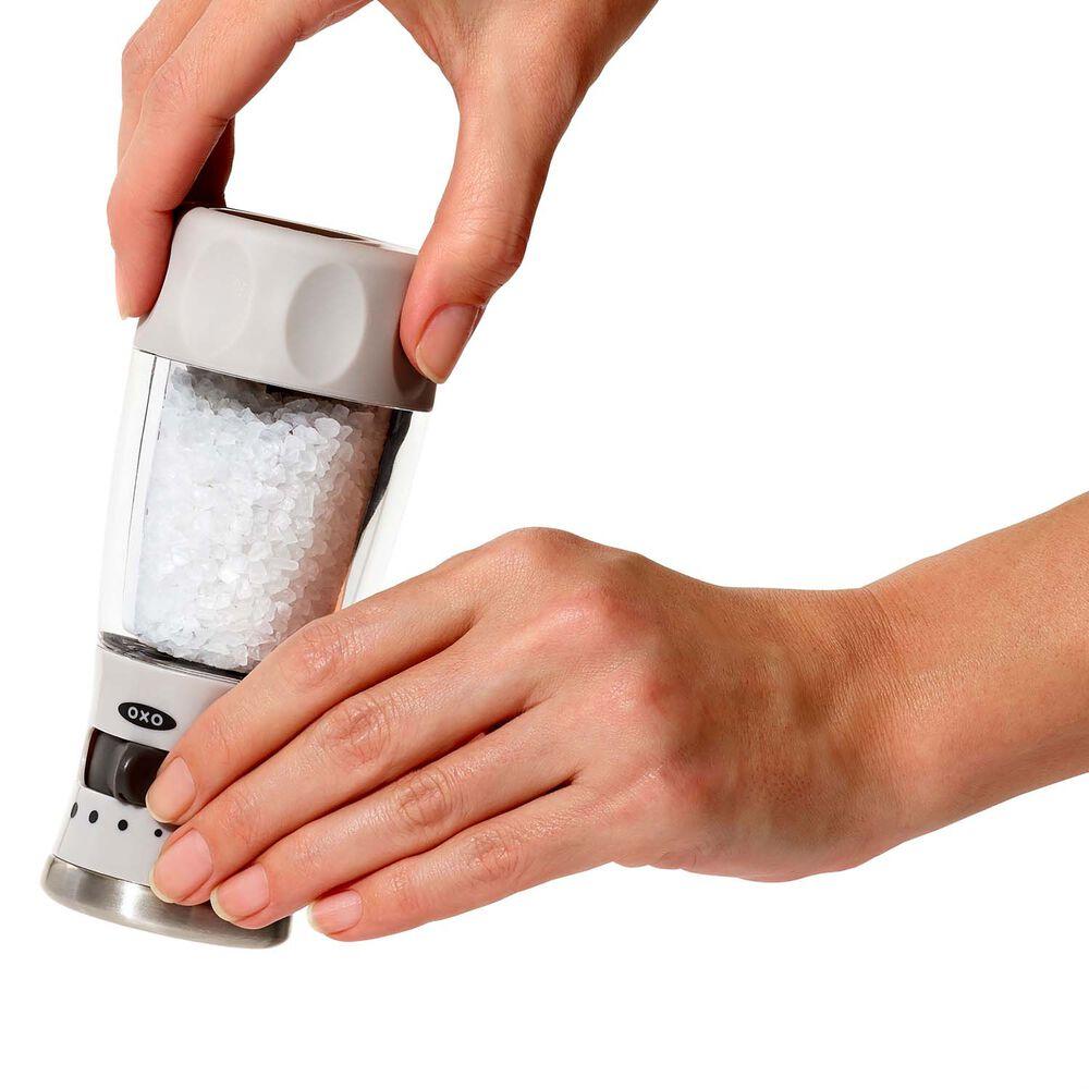 OXO Good Grips Contoured Mess-Free Salt Grinder