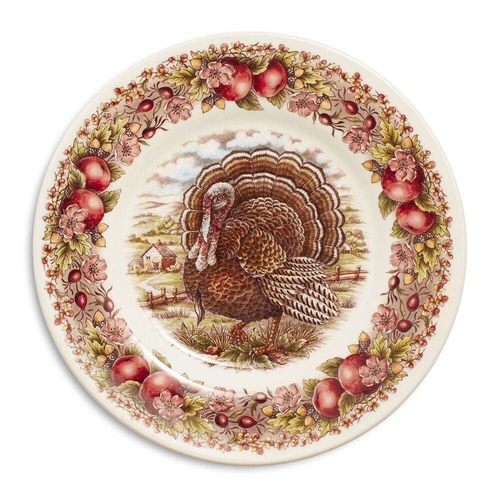 Royal Stafford Turkey Salad Plate 8 5 Sur La Table
