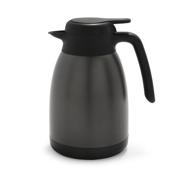 Double-Wall Vacuum Insulated Stainless Steel Carafe, 50 oz.