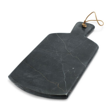 Marquina Marble Serving Paddle