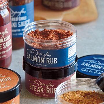 Salmon Rub by Tom Douglas for Sur La Table