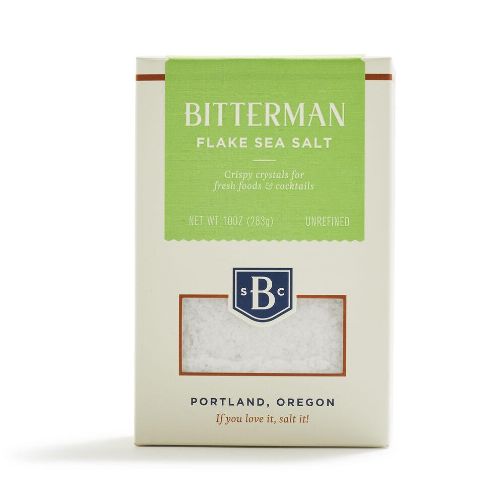 Bitterman Flake Salt, 10 oz.
