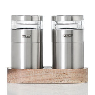 AdHoc Menage Molto Salt and Pepper Mill Set