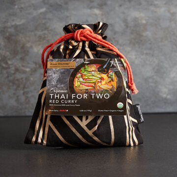 Thai for Two, Organic Curry Set of 3