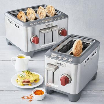 Wolf Gourmet 2-Slice Toaster