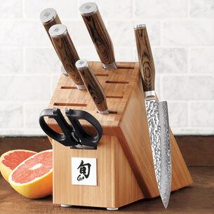 Shun Premier 7-Piece Block Set