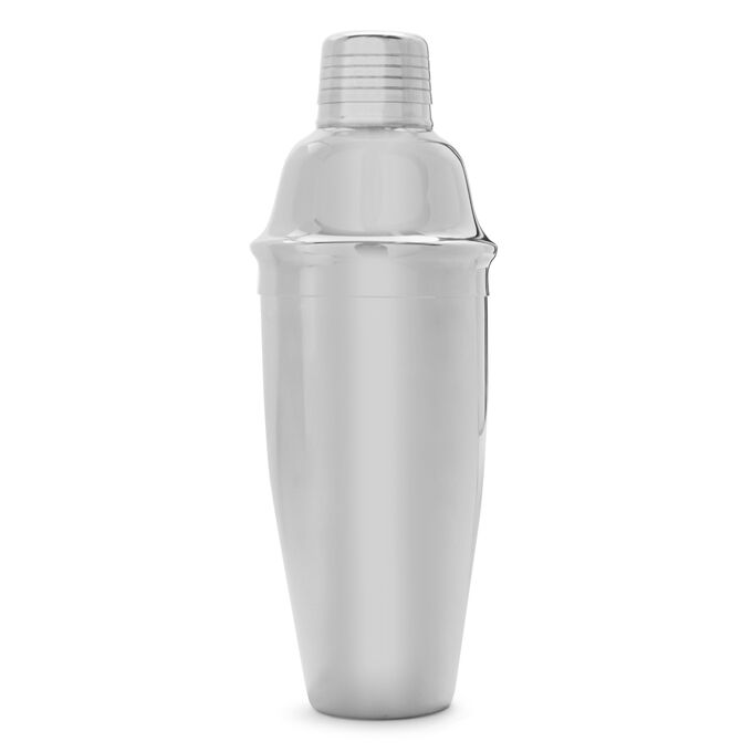 Classic Stainless Steel Cocktail Shaker, 24 oz.