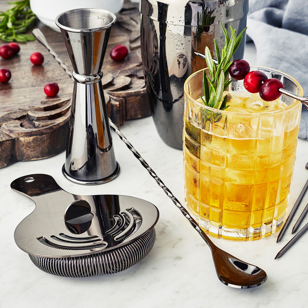 Viski 4-Piece Cocktail Shaker Set