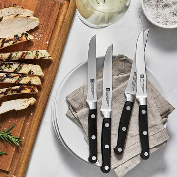 Zwilling J.A. Henckels Pro S Steak Knives, Set of 4