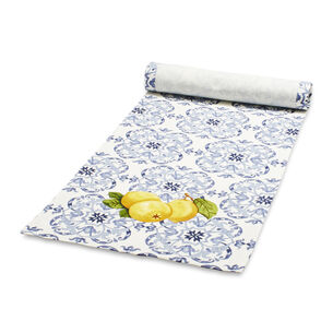 Limone Tile Table Runner