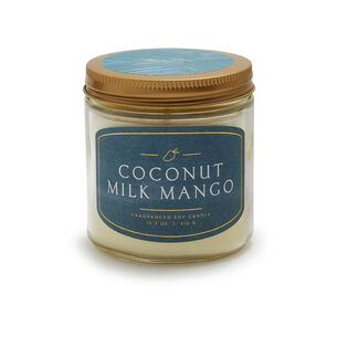 Coconut Milk Mango Candle, 10.9 oz.