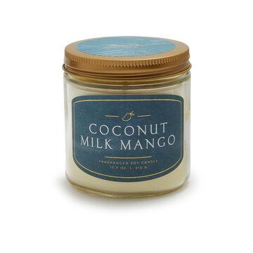 Coconut Milk Mango Candle, 10.9 oz.