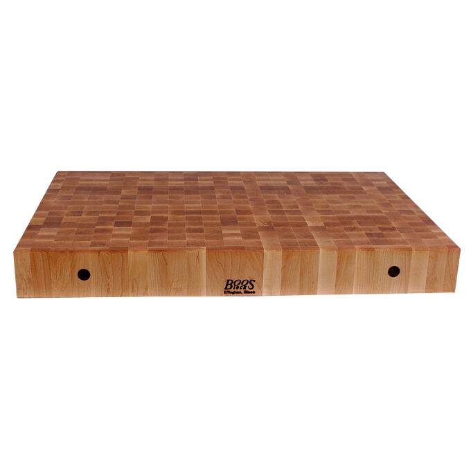 """John Boos & Co. Maple End-Grain Chopping Block, 48"""" x 24"""" x 4"""""""