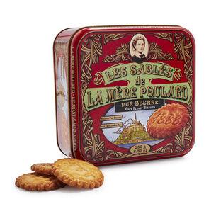 Le Mère Poulard Shortbread Cookie Tin