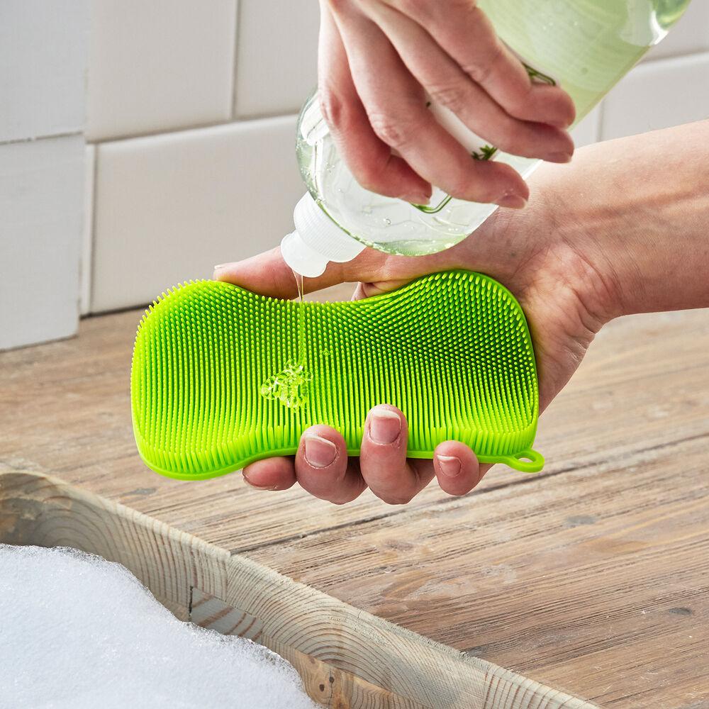 Sur La Table Dual-Action Silicone Sponge