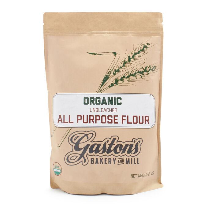 Gaston's Bakery Organic All-Purpose Flour