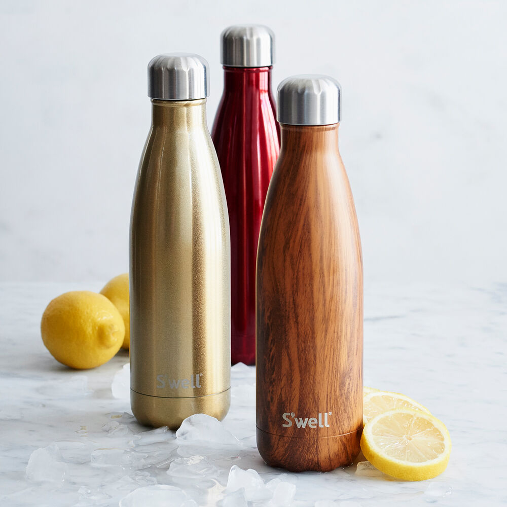 S'well Teakwood Water Bottle