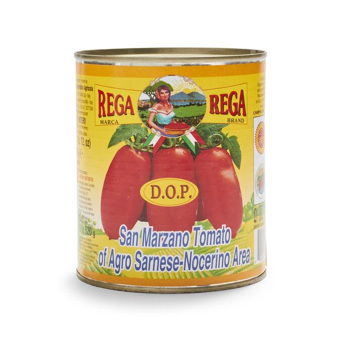 Rega San Marzano Whole Peeled Tomatoes, 28 oz.