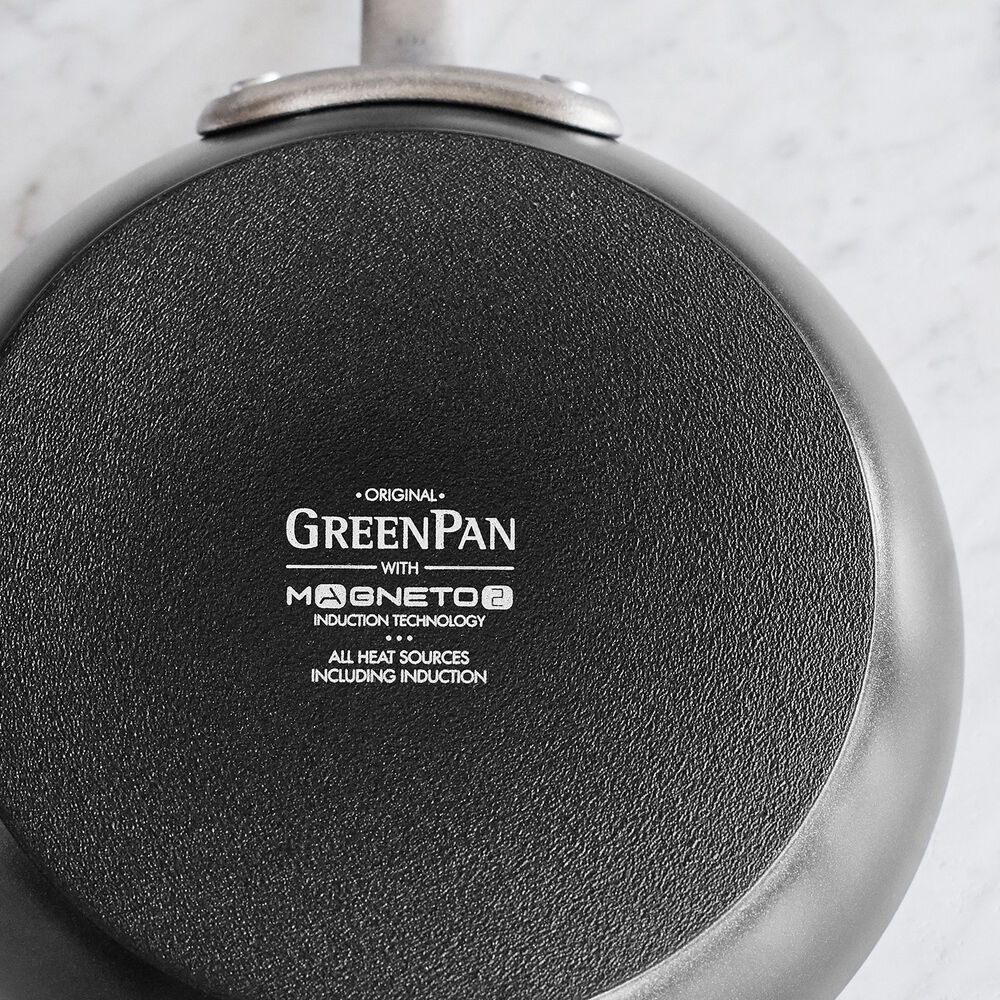 "GreenPan Craft 12"" Skillet with Lid"