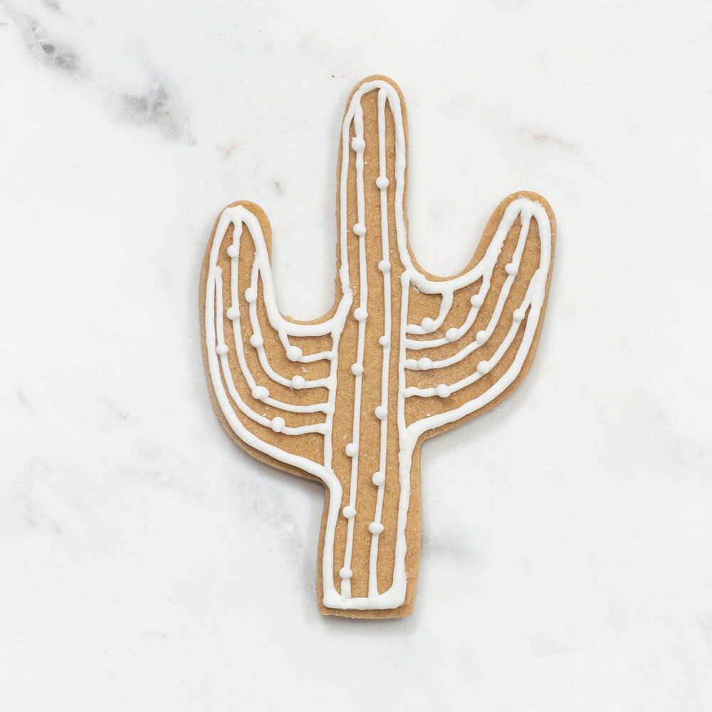 Cactus Cookie Cutter, 4""
