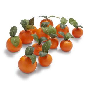 Orange Scatter, Set of 12