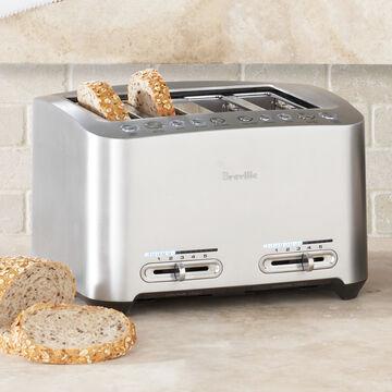 Breville Die-Cast Toaster, 4-Slice